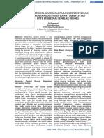 JURNAL IMPLEMENTASI MODEL WATERFALL PADA SISTEM INFORMASI PEREKAMAN DATA MEDIS PASIEN RAWAT JALAN (STUDI  KASUS