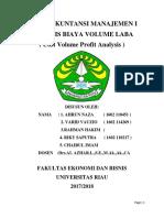 Tugas Makalah Akuntansi Manajemen I.