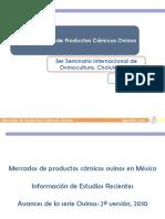 Estudio de Mercado de Carne Ovina-AgroDer 2010