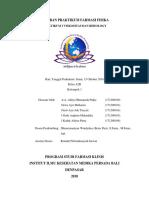 Laporan Praktikum Farmasi Fisika 11