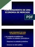 Funcionamento de Uma Economia de Mercado