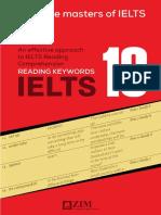 ZIM - Reading Keywords IELTS 13