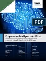 Curso Inteligencia Artificial CEA PER4