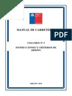 Manual de Carreteras Volumen_N3_JUN2018