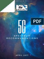 5GA 5G Spectrum Recommendations 2017 FINAL (1)