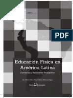 Educación Física en América Latina Currículos y Horizontes Formativos
