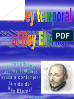 Oracion Rey Temporal Rey Eternal