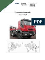 Programa de Manutenção Trakker 6x4