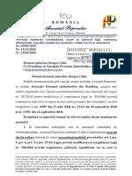 Raspuns-Avocatul-Poporului-memorii-FJR-sesizare-CCR-Legea-nr.-208-2018-modificare-Legea-nr.304-2004