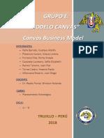 Informe Modelo Canvas