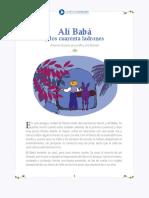 Cuento Ali Babá y los cuarenta ladrones.pdf