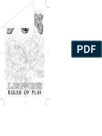 Diskwars rulebook