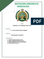 Impuesto Al Patrimonio Vehicular