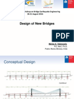 CS2. Design of New Bridges
