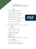 Matemáticas Integrales cíclicas