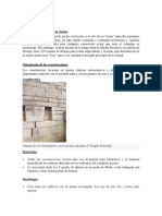 Aspectos Constructivos Machu Pichu