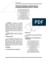 Preparación de Informes en Formato IEE