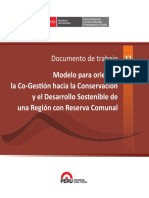 Peru Reservas.comunales Co-Manejo 2017