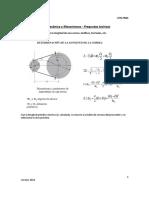 Teoria Final Mecánica y Mecanismos