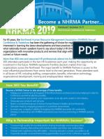 Nhrma 2019 - Sta Brochure