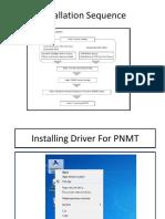 Installing Driver for PNMT