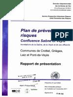 2-Rapport Presentation Saone Veyle 2012-04-10