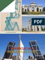 TENDENCIAS DE LA ARQUITECTURA ACTUAL´ñññññññ