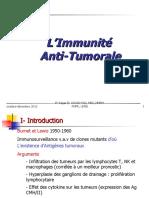 Immunite Anti-tumorale (1)