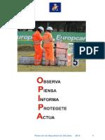 Protocolo Seguridad de Los Oficiales