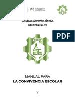 Manual Para La Convivencia Escolar[684]