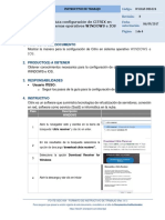 Guía Configuración de CITRIX en Sistema Operativo WINDOWS e IOS