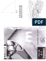 Catálogo de Correas Pirelli
