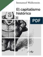 324365395 Wallerstein El Capitalismo Historico PDF