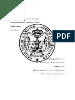 Estudio Juridico Doctrinario Completo Pension de Alimentos