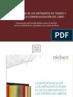 LA IMPORTANCIA DE LOS METADATOS EN TIEMPO Y FORMA PARA LA COMERCIALIZACIÓN DEL LIBRO