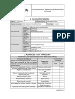 GFPI-F-023 Formato Planeacion Seguimiento y Evaluacion Etapa Productiva V4