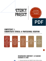 competency project