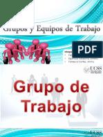 Grupos y Equipos de Trabajo