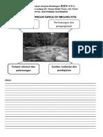 Pt3 Karangan Kepentingan Sungai