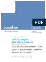 SelasTürkiye Outlook How to Energize Your Digital Revenues by Accenture