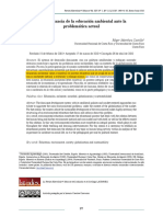 Dialnet-LaImportanciaDeLaEducacionAmbientalAnteLaProblema
