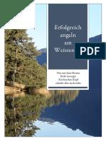 Angeln Am Weissensee 2018
