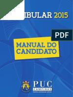 Vestibular 2015 Manual Do Candidato