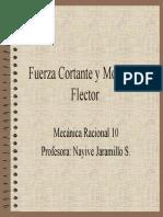 fuerza cortante y momento flector.pdf