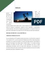 Barril de Petroleo