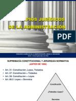 03 - DOLABJIAN, Diego a. - Principios Jurídicos de La Administración (Powerpoint)
