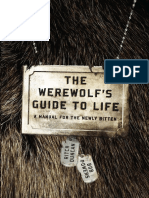 The Werewolf's Guide to Life by Ritch Duncan and Bob Powers - Excerpt