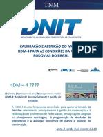 APRESENTAÇÃO_aferição Do Modelo HDM-4_01
