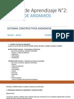 Sistema de Andamios