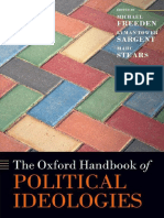 The Oxford Handbook of Political Ideologies-Oxford